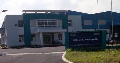 Zagro Vietnam Factory