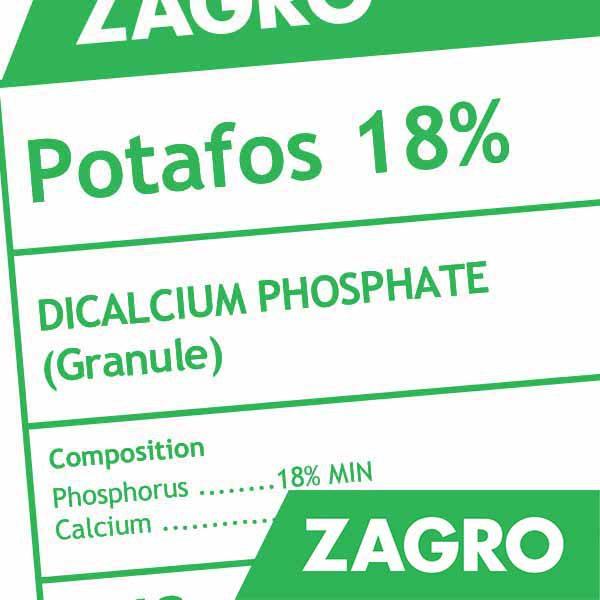 Potafos 18%