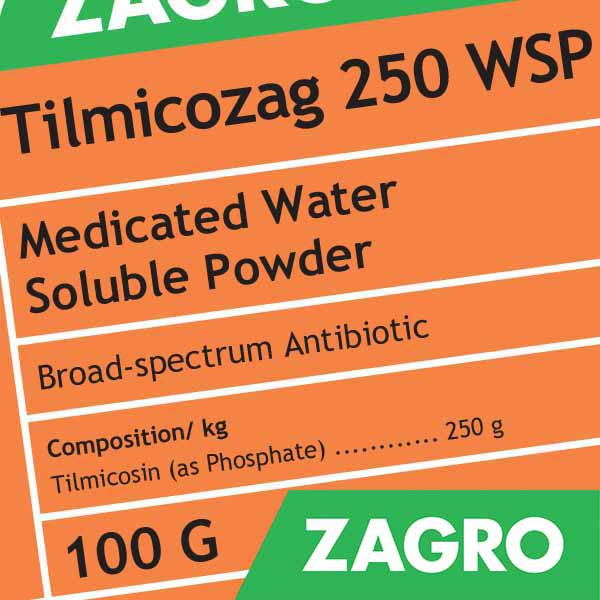 Tilmicozag 250 WSP