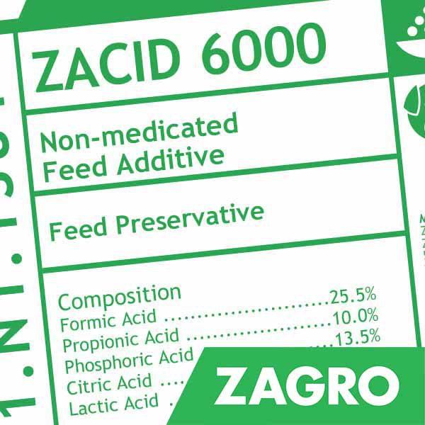 Zacid 6000