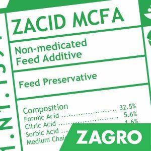 Zacid MCFA