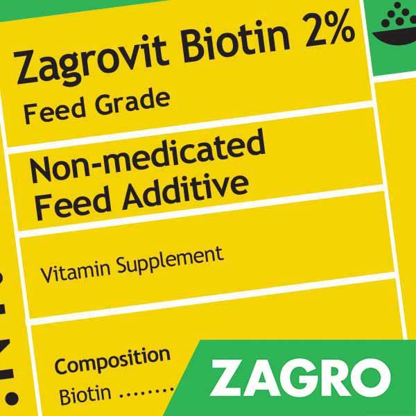 Zagrovit Biotin 2%