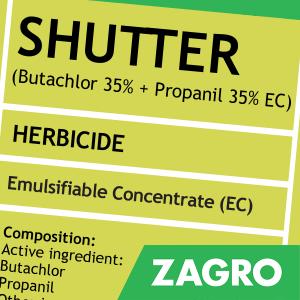 Butachlor + Propanil