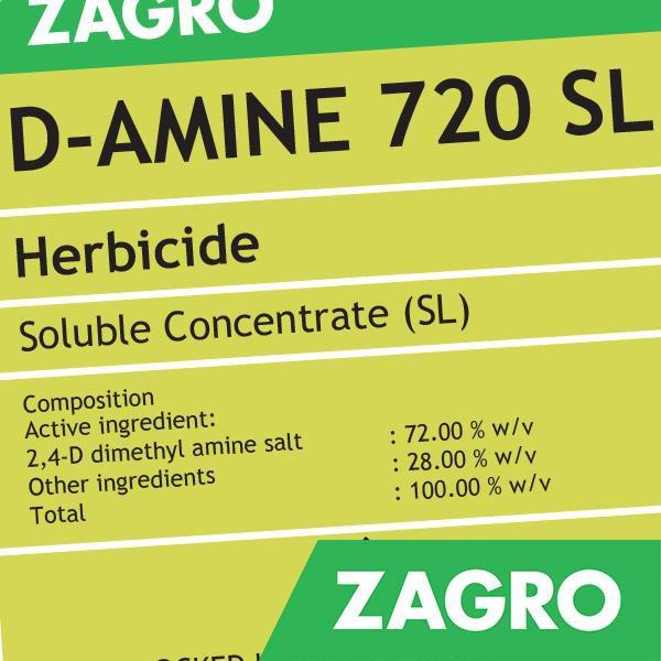 D-Amine 720 SL