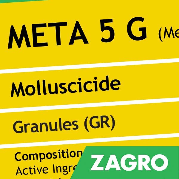 Metaldehyde