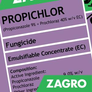 Propiconazole + Prochloraz