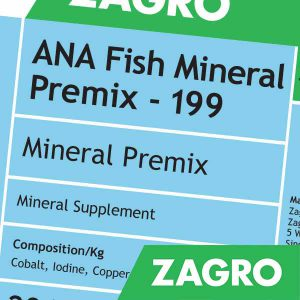 Ana Fish Mineral Premix